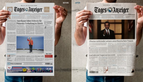 Tages-Anzeiger-Redesign