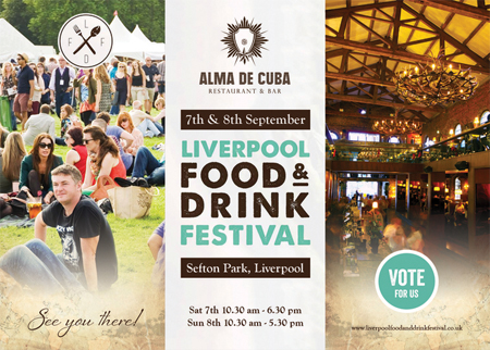 Head to Food and Drink Festival for some igoo favourites - igoo ...